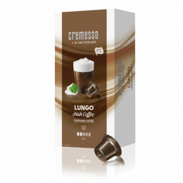 Lungo Irish Coffee